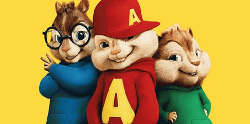 alvin and chipmunks