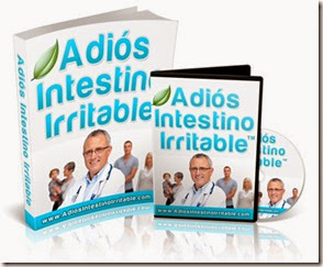 Adios intestino irritable de manera natural