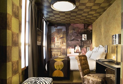 bellechasse French hotel interior design Christian Lacroix luxury travel