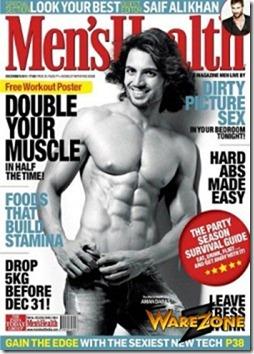 Mens Health India – December 2011