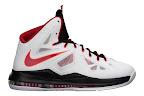nike lebron 10 gr miami heat home 0 01 Release Reminder: Nike LeBron X MIAMI HEAT Home