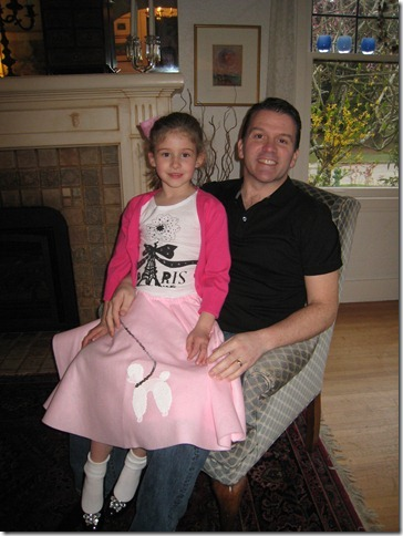 Father Daughter Dance - 1950s theme