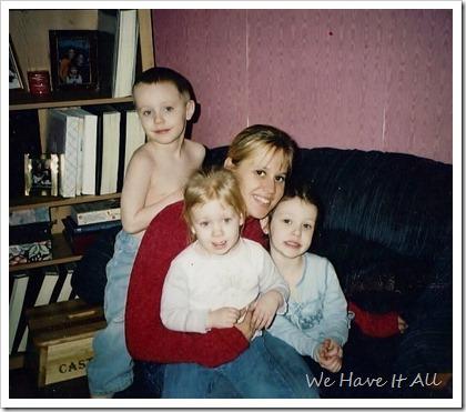 2002 - Austin, Emma & Becca