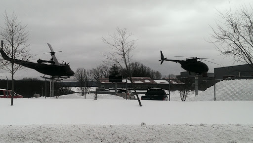 Vermont Air National Guard Helicopter Display