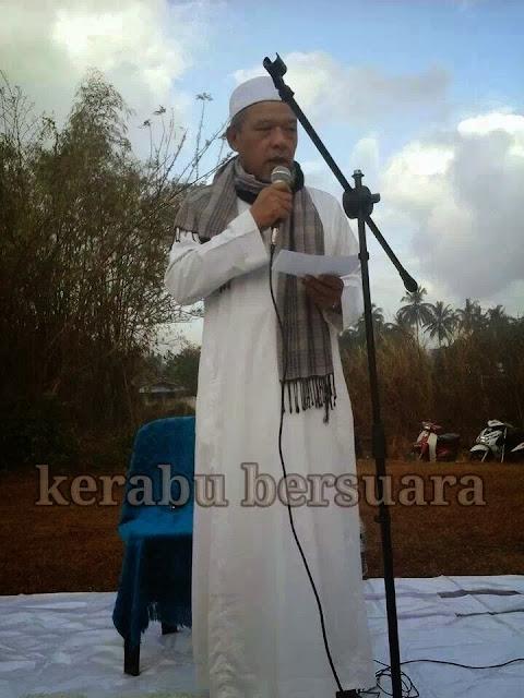 MB Kelantan Ketuai Solat Sunat Istisqa' Pagi Tadi, Sekarang Hujan LEBAT!