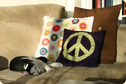 Fredeligt...