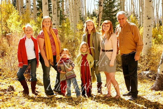 richards family 2012