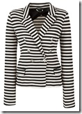 Weekend by Max Mara Striped Jacket