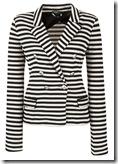 Weekend by Max Mara Striped Jacket