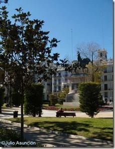 Plaza de Alfonso el Magnánimo - Valencia