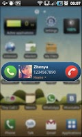 Screenshot of Tiny Call Confirm