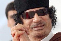Муамар Каддафи жив!