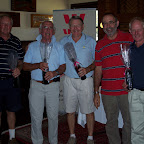 Gilbert Rutherford, David Johnston, David Motteram, Fred Hamood & George Reeves