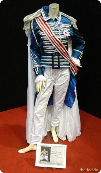 Animania Sydney 2012 World Cosplay Summit  - Andre Grandier from Rose of Versailles by K