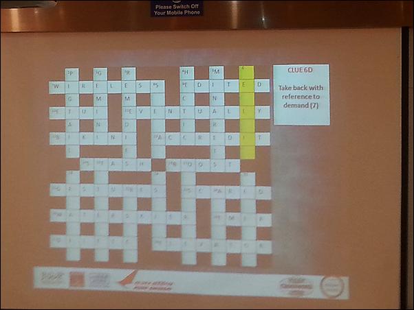 IXL 2014 Final Grid