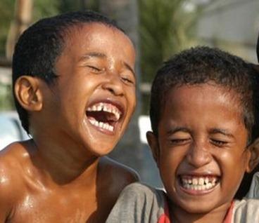 crianças sorrindo 7