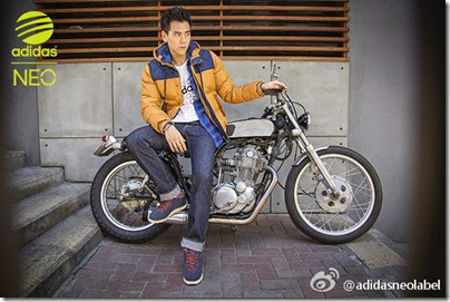 adidas Neo Label X Eddie Peng 2013 Winter 12