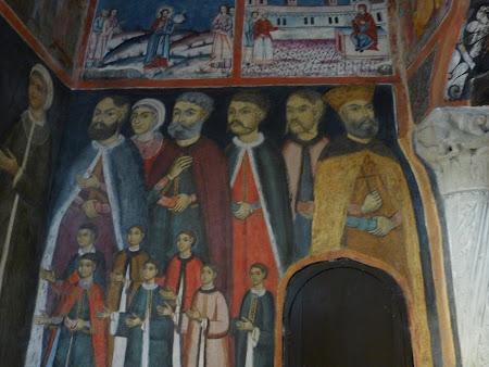 Imagini Romania: familia Cantacuzino