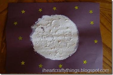 Moon I Heart Crafty Things