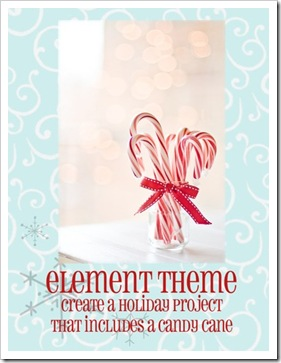 Candy Cane element