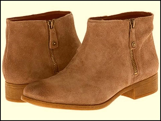 Booties suede neurtal Enzo Angelini