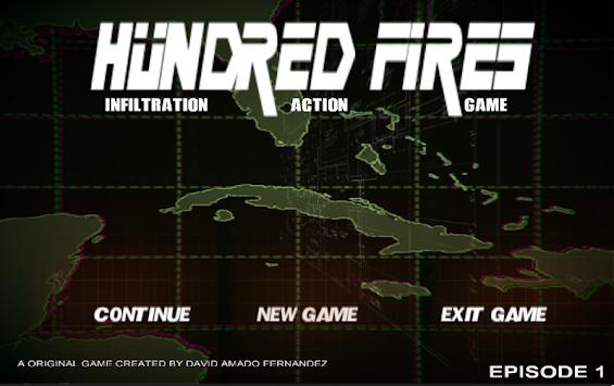 HUNDRED FIRES: Episode 1 apk screenshot