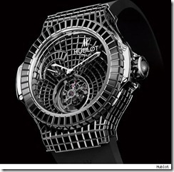 Hublot Bang Caviar Black