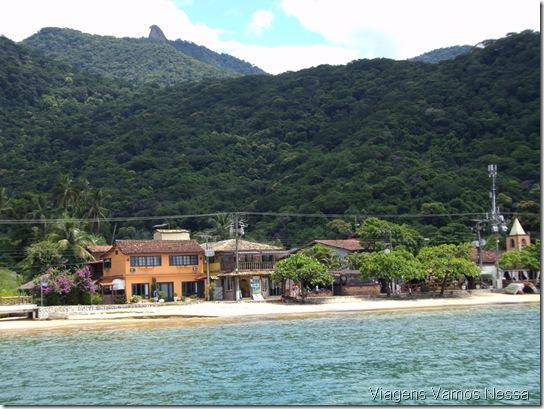 Ilha Grande RJ- Vila do Abraão