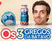 os3 gregos da batavo