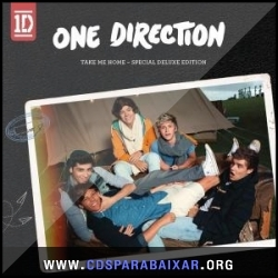 CD One Direction - Take Me Home: Special Deluxe Edition (2013), Baixar Cds, Download, Cds Completos