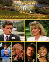 Falcon Crest_#171_A Madness Most Discreet