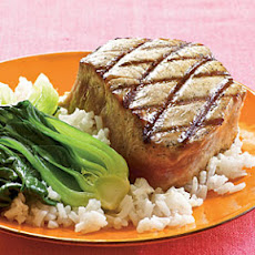 Double-Sesame Grilled Tuna