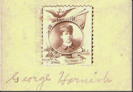 George S. Harnish stamp