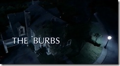 The Burbs Title