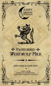 pasteurized Werewolf