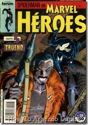 P00017 - Marvel Heroes #25
