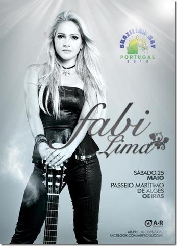 Fabi Lima - Brazilian Day 2013