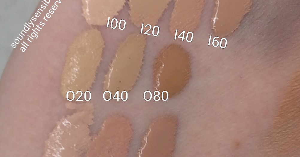 Shiseido Dual Balancing Foundation Review Amp Shade Swatches