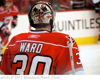 'Cam Ward' photo (c) 2011, Benjamin Reed - license: http://creativecommons.org/licenses/by-sa/2.0/