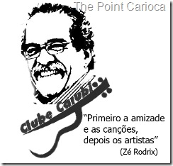 Clube Caiubi - Ze Rodrix