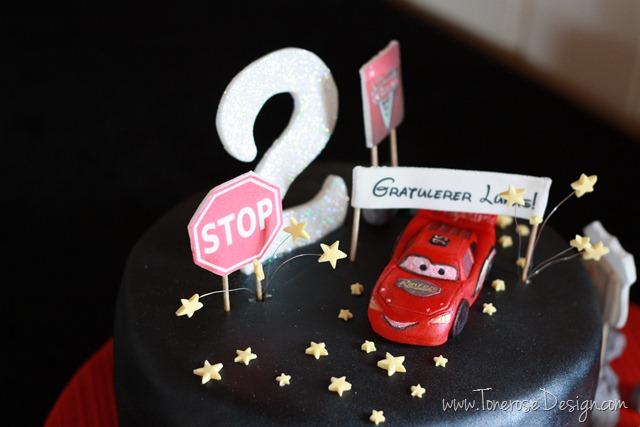 lightning mcqueen cake_cars_bursdag_barnebursdag_kake
