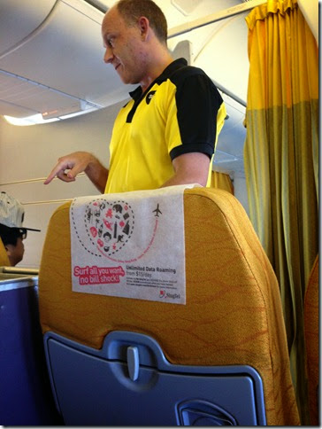 Scoot CEO onboard