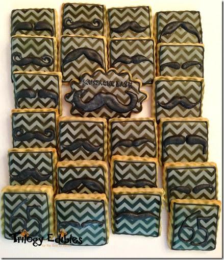 mustachecookies