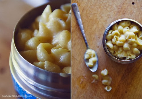 thermos mac n cheese vegan