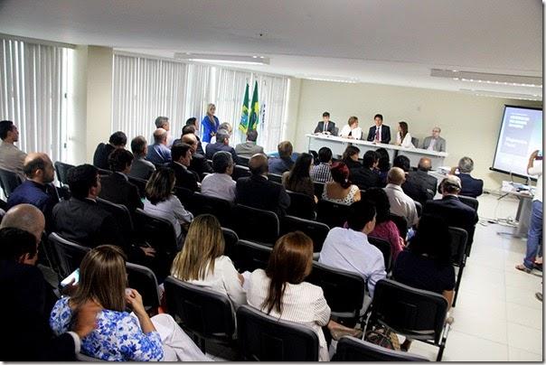 Reunião  do Secretariado fot Ivanizio Ramos20