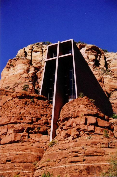 55. La Capilla del Rock (Arizona, EE.UU.)