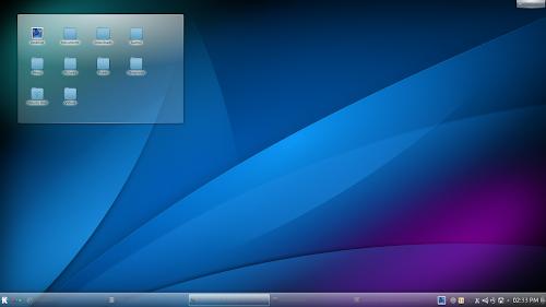 Kubuntu 13.04 Alpha 2