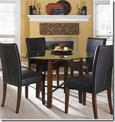 Round Dining Table - Fresh-Home