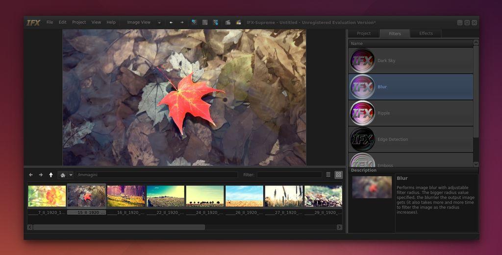 IFX-Supreme in Ubuntu Linux