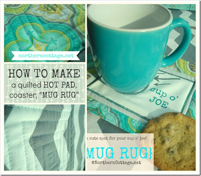 mug rug collection